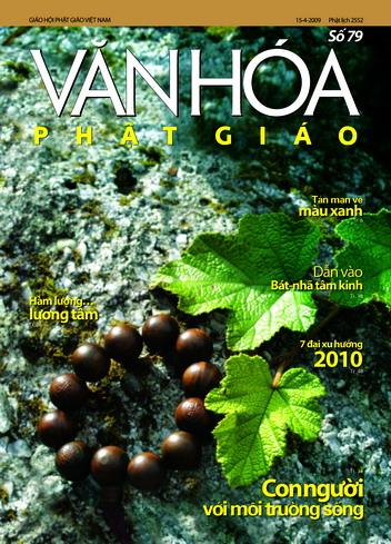 Tạp chí Văn hóa Phật giáo số 79 (15/04/2009)