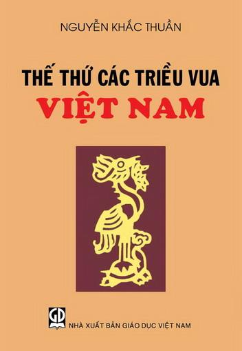 Thế thứ các triều vua Việt Nam