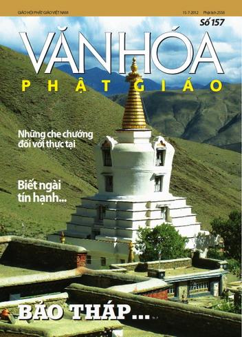 Tạp chí Văn hóa Phật giáo số 157 (15/07/2012)
