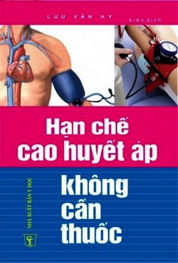 Hạn chế cao huyết áp không cần thuốc