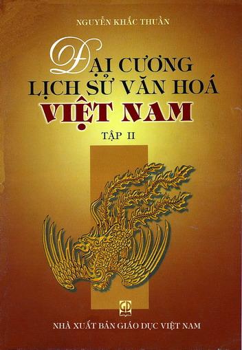 Đại cương Lịch sử văn hóa Việt Nam - tập 2