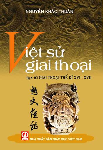 Việt sử giai thoại - tập 6
