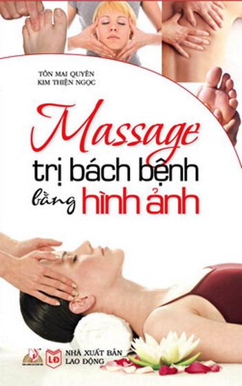Massage trị bách bệnh bằng hình ảnh