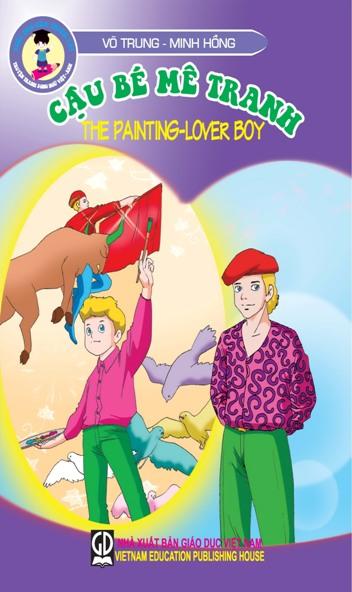 Tuổi thơ của thiên tài : Cậu bé mê tranh (The painting- lover boy)