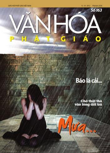 Tạp chí Văn hóa Phật giáo số 163 (15/10/2012)