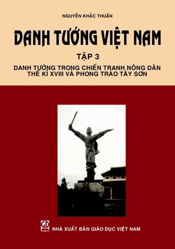 Danh tướng Việt Nam - Tập 3