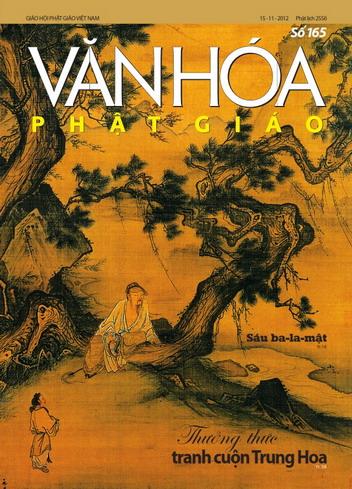 Tạp chí Văn hóa Phật giáo số 165 (15/11/2012)