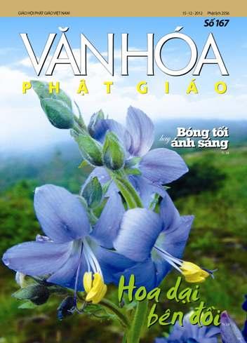 Tạp chí Văn hóa Phật giáo số 167 (15/12/2012)