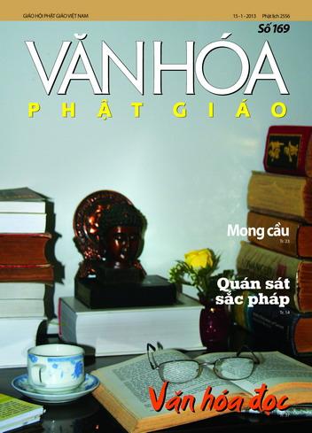 Tạp chí Văn hóa Phật giáo số 169 (15/01/2013)