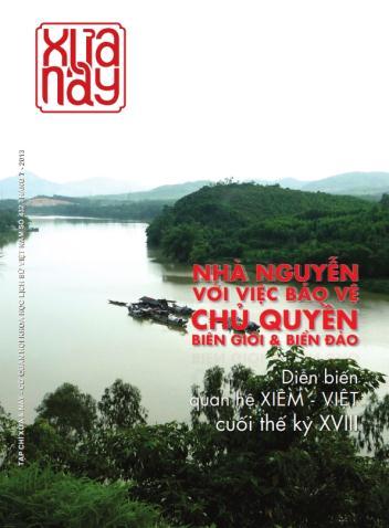 Xưa & Nay số 432 (tháng 07-2011)