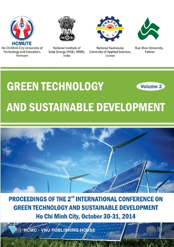 Proceedings of The 2nd International Conference on Green Technology and Sustainable Development, 2014 (Volume 2)