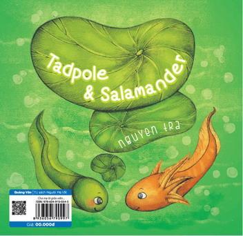 Tadpole & Salamander