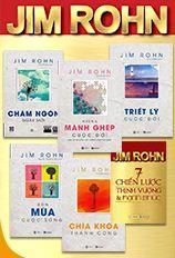 Bộ sách Jim Rohn
