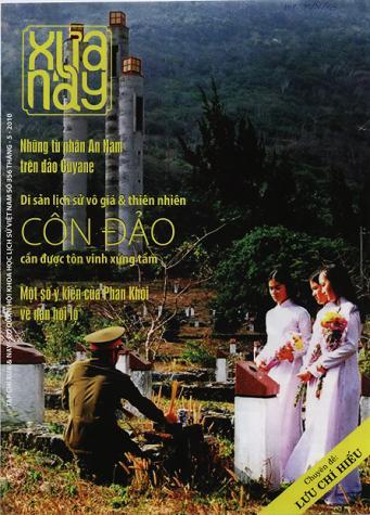 Xưa & Nay (số 356 tháng 5.2010)