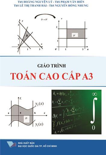 Giáo trình toán cao cấp A3
