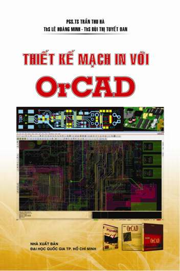 Thiết kế mạch in với ORCAD