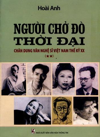 Người chở đò thời đại - Chân dung văn nghệ sĩ Việt Nam thế kỷ XX (2)
