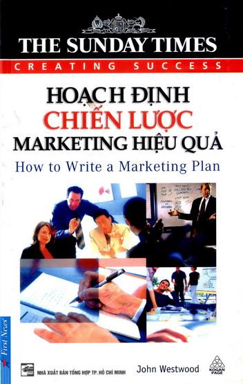Hoạch định chiến lược marketing hiệu quả