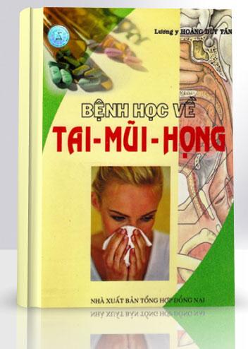 Bệnh học về Tai - Mũi - Họng