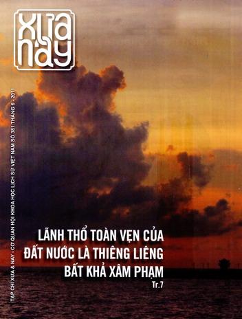 Xưa & Nay (số 381 tháng 06.2011)