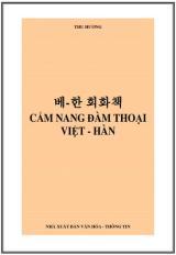 Cẩm nang đàm thoại Việt Hàn