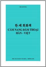 Cẩm nang đàm thoại Hàn Việt
