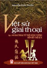 Việt sử giai thoại - tập 1