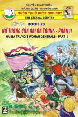 Muôn thuở nước non này - tập 20 - Nữ tướng của Hai Bà Trưng - Phần 2