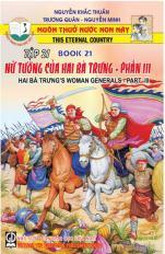 Muôn thuở nước non này tập 21: Nữ Tướng Của Hai Bà Trưng - Phần III