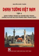 Danh tướng Việt Nam - Tập 4