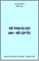 Hội thoại du lịch Anh Việt cấp tốc
