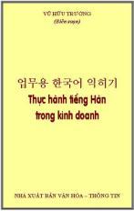Thực hành tiếng Hàn trong kinh doanh