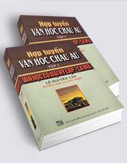 Hợp tuyển văn học Châu Âu (tập I)