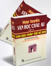 Hợp tuyển văn học châu Âu (tập II)