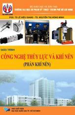 Giáo trình công nghệ thủy lực và khí nén (Phần khí nén)