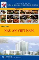 Giáo trình nấu ăn Việt Nam