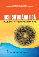Lịch sử Khánh Hòa (Tài liệu dùng cho học sinh Trung học cơ sở)