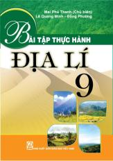 Bài tập thực hành Địa lí 9