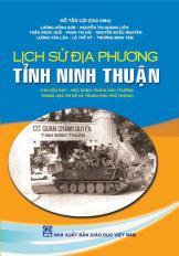 Lịch sử địa phương tỉnh Ninh Thuận ( Tài liệu dạy - học dùng trong các trường Trung học cơ sở và Trung học phổ thông )