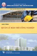 Giáo trình Quản lý bảo trì công nghiệp