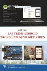 Giáo trình Lập trình Android trong ứng dụng điều khiển