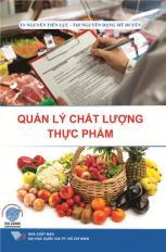 Quản lý chất lượng thực phẩm