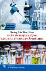 Hướng dẫn thực hành phân tích định lượng bằng các phương pháp hóa học