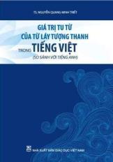 Giá trị tu từ của từ láy tượng thanh trong tiếng Việt (so sánh với tiếng Anh)
