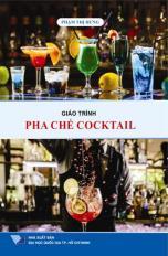 Giáo trình pha chế cocktail
