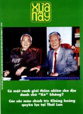 Xưa & Nay (số 367 tháng 11.2010)