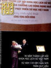 Xưa & Nay (số 390 tháng 10.2011)