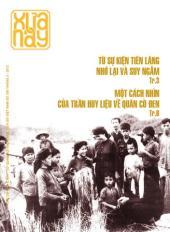 Xưa & Nay (số 399 tháng 03.2012)